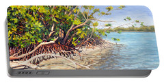 Mangroves In Paradise Portable Battery Charger