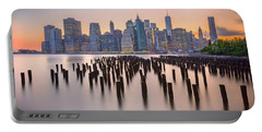 Manhattan Dusk Portable Battery Charger