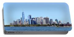 Manhattan Skyline 1 Portable Battery Charger