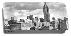 Manhattan Skyline No. 7-2 Portable Battery Charger