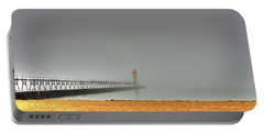 Manistee Light And Fog Portable Battery Charger