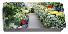 Manito Park Conservatory Portable Battery Charger