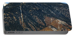 Manitou Incline Photographed From Red Rock Canyon Portable Battery Charger