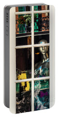 Mannequin Reflecting Portable Battery Charger