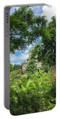 Mansion Through The Trees Portable Battery Charger