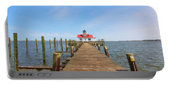 Manteo Lighthouse Portable Battery Charger