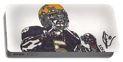 Manti Te'o 1 Portable Battery Charger