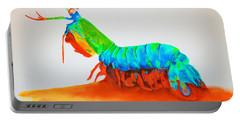 Mantis Shrimp Portable Battery Charger