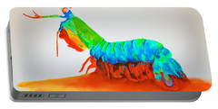 Mantis Shrimp Portable Battery Charger