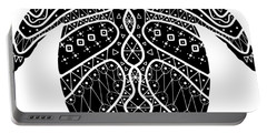 Maori Turtle Portable Battery Charger