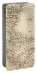 Map Portable Battery Charger