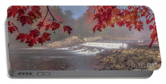 Maple Leaf Frame Ws Portable Battery Charger