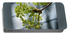 Maple Tree Flowers - Portable Battery Charger