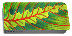 Maranta Red 2 Portable Battery Charger
