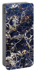 Marble Stone Texture Wall Tile Portable Battery Charger
