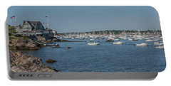 Marblehead Harbor Portable Battery Charger