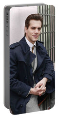 Marc Clotet Portable Battery Charger