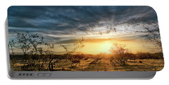 March Sunrise Portable Battery Charger