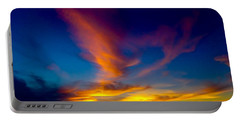 Sunset March 31, 2018 Portable Battery Charger