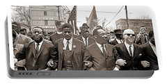 March Through Selma Portable Battery Charger