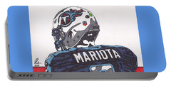 Marcus Mariota Titans 2 Portable Battery Charger