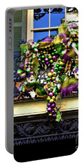 Mardi Gras Decor 1 Portable Battery Charger