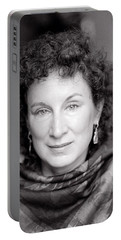 Margaret Atwood Portable Battery Charger