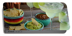Margarita Party Portable Battery Charger