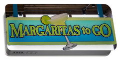 Margaritas To Go Portable Battery Charger