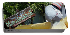 Margaritaville Sign Turks And Caicos Portable Battery Charger