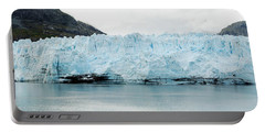 Margerie Glacier Panorama Portable Battery Charger