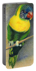 Marigold Lorikeet Portable Battery Charger