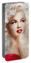Marilyn Danella Ice Portable Battery Charger