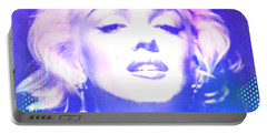Marilyn Disco Retro Portable Battery Charger