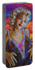 Marilyn Monroe 126 G Portable Battery Charger
