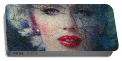Marilyn Monroe 132 A Portable Battery Charger