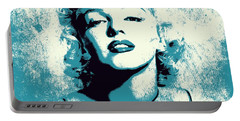 Marilyn Monroe - 201 Portable Battery Charger