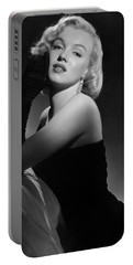 Marilyn Monroe Portable Battery Charger by American School