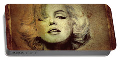 Marilyn Monroe Star Portable Battery Charger