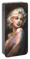 Marilyn Ww Classics Portable Battery Charger