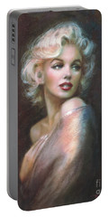 Marilyn Ww  Portable Battery Charger