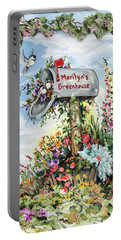 Marilyn's Greenhouse Portable Battery Charger