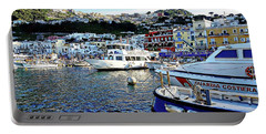 Marina Grande - Isle Of Capri Portable Battery Charger