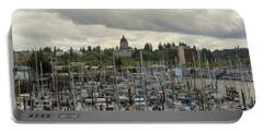 Marina In Olympia Washington Waterfront Moorage Portable Battery Charger