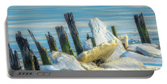 Marina On The Rocks Portable Battery Charger