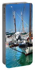 Marinas And Masts  Portable Battery Charger