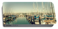 Marinaside Sausalito California Portable Battery Charger
