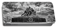 Marine Corps War Memorial Portable Battery Charger