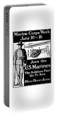 Marine Corps Week - Ww1  Portable Battery Charger