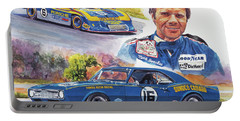 Mark Donohue Racing Portable Battery Charger